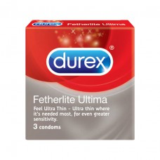 Durex Fetherlite Ultima 3' Condoms