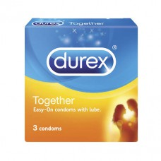 Durex Together 3's Condoms
