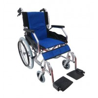 Lightweight Wheelchair Standard Blue 6007