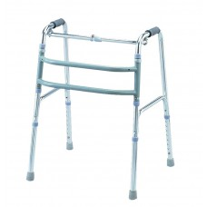 Reciprocal Walking Frame Chrome