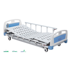 Three Function Electric Luxurious Ultra Low Care Bed