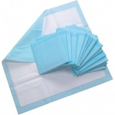 Disposable Underpads ( Blue) 17'x24' (20's/ pack)