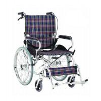 Wheelchair Standard Lilac Aluminum Light Weight