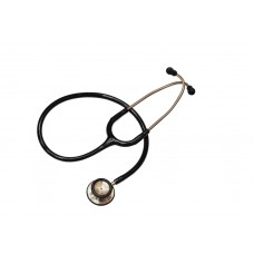 Spirit CK-601P Majestic Series Adult Dual Head Stethoscope (Black)