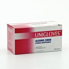 Alcohol Swab Unigloves 100 PIECES/BOX