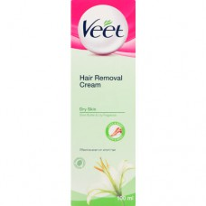 Veet Hair Removal Cream Dry Skin 100ml