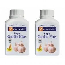 VitaHealth Supa Garlic Plus 145' x 2