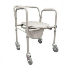 Commode, Adjustable Mobile Foldable