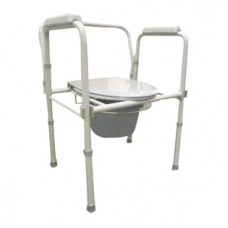 Commode, Adjustable Foldable