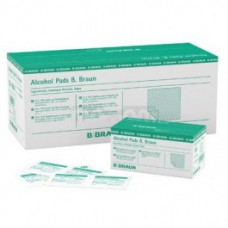 B Braun Alcohol Pads 100pcs
